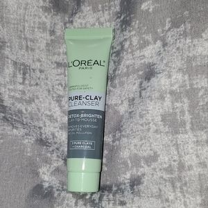 NEW Loreal Paris Pure Clay Cleanser